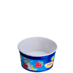 TYPE 102 155ml Ice Cream Cup - Frutta Blu